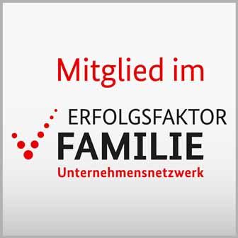 Mitglied bei Erfolgsfaktor Familie